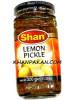 Shan Lemon Pickle 330Gms