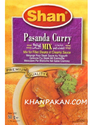 Shan Pasanda Curry 50g