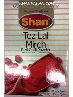 Shan Red Chili Powder 1000G