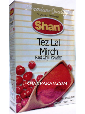 Shan Red Chilli Powder 400G