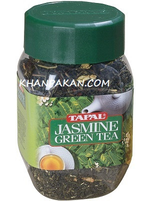 Tapal Jasmine Green Tea Jar 100 gm