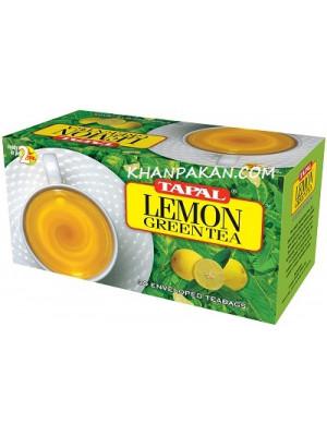 Tapal Jasmine Lemon Green Tea Bags 30 Tea Bags