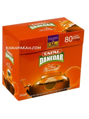 Tapal Danedar Rounders 80 Tea Bags