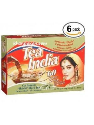 Tea India Cardamom Tea 60 Bags