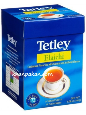 Tetley Tea Elaichi 72ct