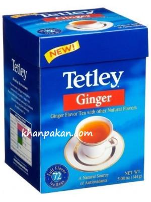 Tetley Tea Ginger 72ct