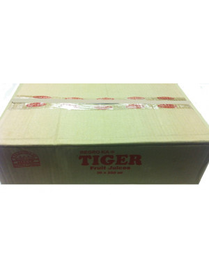 TIGER MANGO JUICE 250ML X 36