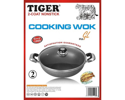 Cooking Wok Non-Stick Tiger Brand