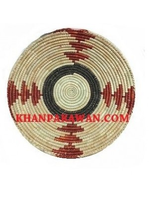 Changair & Chabaa Traditional Chapati Roti Naan Bread Base Plate large