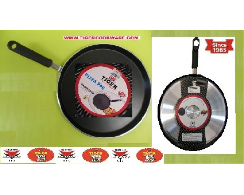"PIZZA PAN  Hot Plate 12"" - 15"" TIGER BRAND"