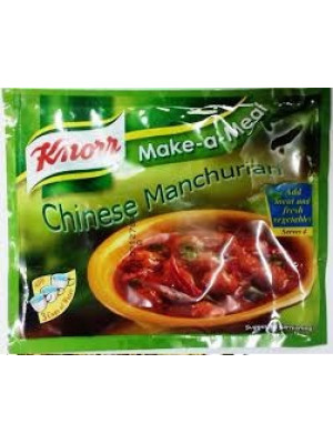 KNORR MANCHURIAN 55 GM