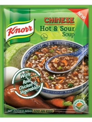 KNORR HOT AND SOUR SOUP 55g