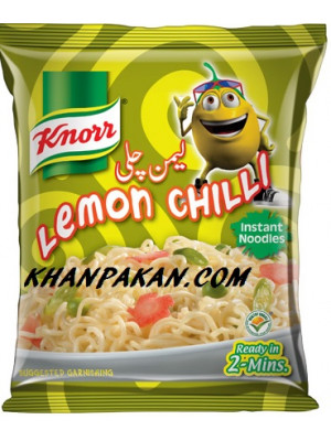 KNORR LEMON CHILLIE NOODLES 65g