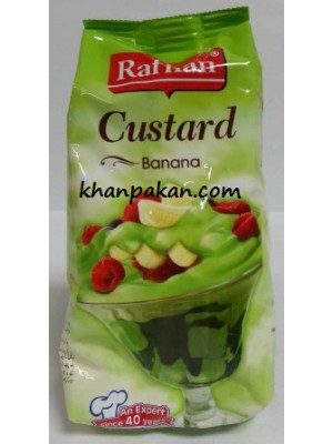 Rafhan Custard - Banana 300 Gms