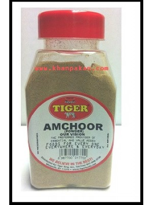 Amchoor Powder Dry Mango Powder 7 OZ JAR 200GM TIGER BRAND