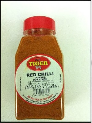 CHILI POWDER MILD, 7 OZ jars TIGER BRAND