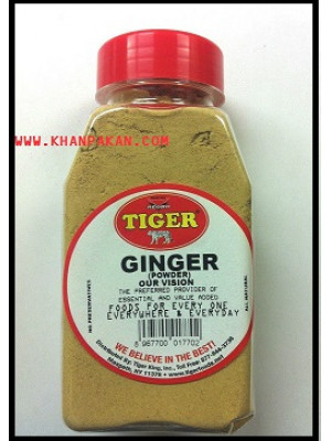 Ginger Powder 7 oz jar  Tiger Brand
