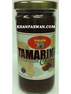 Tamarind imli CONCENTRATE -Tamarindus Tamarindo Tamarin Sampal 8 oz TIGER BRAND