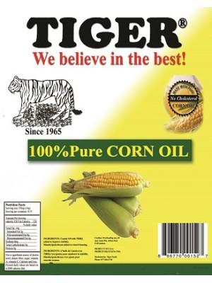 Pure Corn Oil  %100   (32.5 lb)Tiger Brand