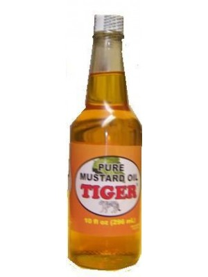 TIGER MASSAGE OIL(MUSTRED OIL)250 ML Tiger Brand