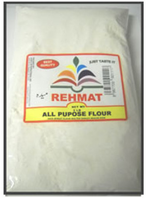 All Purpose Flour 4 LB 1.81 kg Rehmat Brand