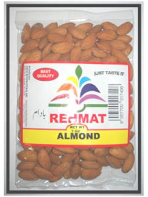 Almond Whole 200 Grams (7 OZ) Rehmat Brand