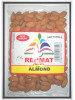 Almond without cover (Rehmat Brand)100, 200, 300,500g