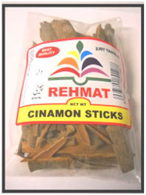 Cinamon Stick whole State 100 Gms (Rehmat Brand)