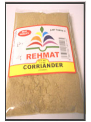 Coriander Powder 7 OZ (200 Grams) Rehmat Brand