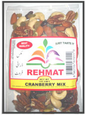 Cranbarry mix Dry Fruit 7 oz (200 gm) Rehmat Brand