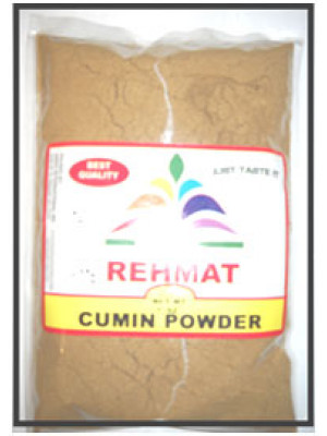 Cumin Powder 7 OZ  (Zeera Powder) Rehmat Brand