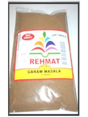 Garam Masala Powder 200 Grams 7 OZ  Rehmat Brand