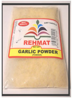 Garlic Powder or Garlic  Caorse 7 oz 200 gm  Rehmat Brand