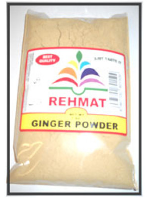 Ginger Powder 200 Grams (7 OZ)  Rehmat Brand