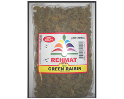 Green Raisins 50 g 100 g 200 g 1 Kg Rehmat Dried Grapes Raisin Grape