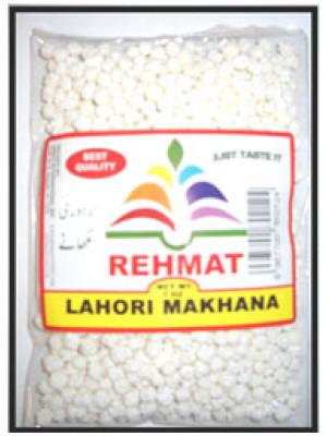 Makhana Sweet 200 Grams (7 oz)  Rehmat Brand