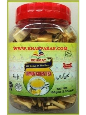 TEA LEMON GRASS 100GM Rehmat Brand