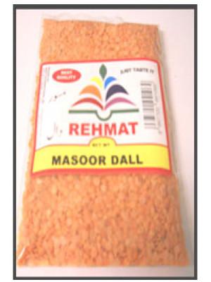 Masoor Daal Red Lentils 500 g, 1 kg, 2 kg Rehmat Brand