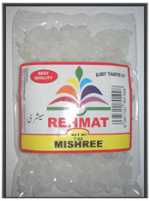 Mishree Raw Sugar Candy 50 gm 200 gm Rehmat Brand