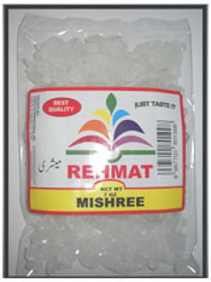 Mishree Raw Sugar Candy 7 oz 200 gm  Rehmat Brand