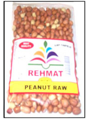 Peanuts Raw  Kachi Mongphali  2LB Rehmat Brand