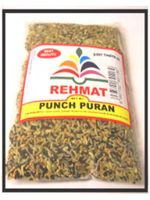 Panchpuran 7 oz 200 gm Rehmat Brand