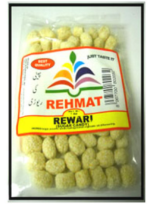 Rewrie Gur 7 oz  (200 gm) Chakwali Rehmat Brand