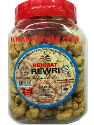 Gur Rewri Chakwali 250 gm Rehmat Brand