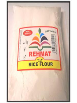 Rice Flour 100 g 200 g 500 g 1 kg Rehmat Brand