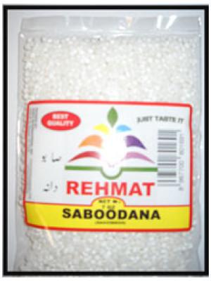 Sabudana 14 OZ  (1400 gm)  Rehmat Brand