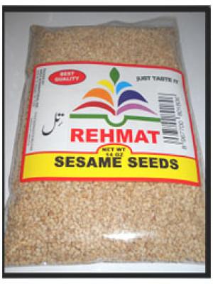 Sesame Seed 200 Grams 7 OZ Rehmat Brand
