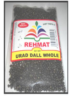 Urad Whole  2 LB 0.9 KG Rehmat Brand