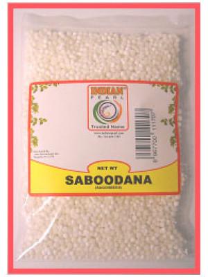Sabudana 7 OZ  (200 gm)  Indian Pearl Brand