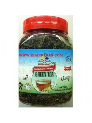 Rehmat Brand Peshawri Qehwa / (Green Tea) 100g (Free post in UK)